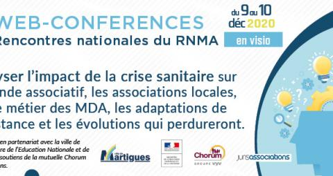 10e Rencontres nationales du RNMA Maison des associations